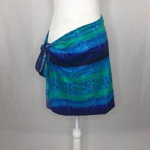 Jantzen Swim Wrap Skirt C2